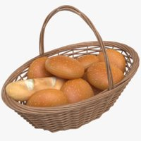 bread basket model