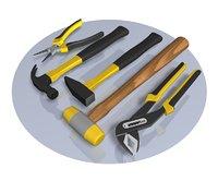 tool instrument 3D
