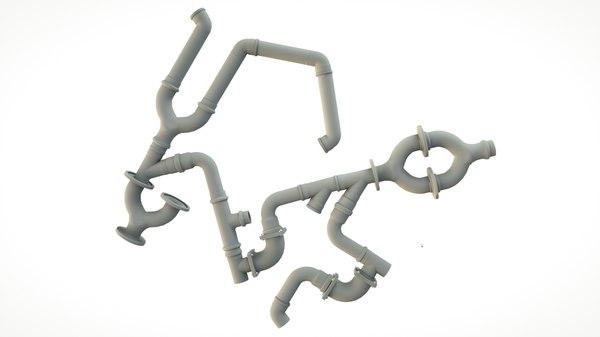 pipe pack model