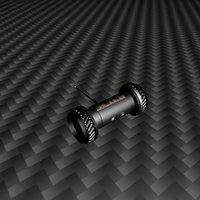 3D ground surveillance drone tom