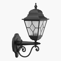 outdoor lantern 3d max