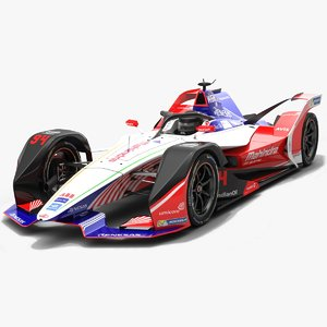 gen2 mahindra racing formula model