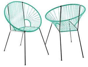 3D chair innit concha model