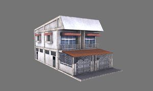 building house home model