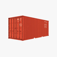 3D container modelling