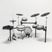 Roland V-Drums TD-50K Electronic Drum Set