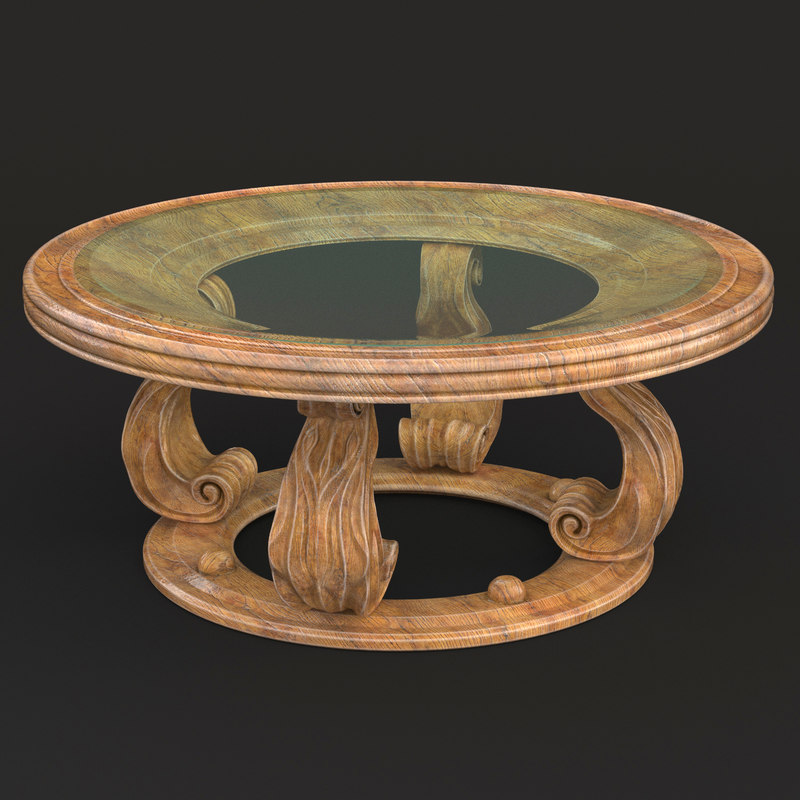 3D able table