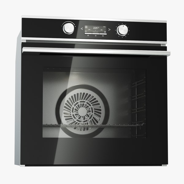 3D generic electric oven