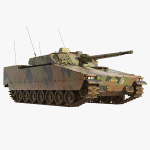 stridsfordon combat vehicle 90 model