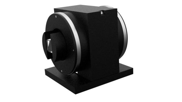 laser modulator 3D model