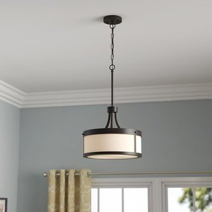 chandelier hanging 3D