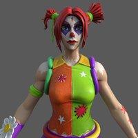 Fortnite Clown Female