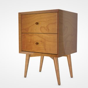 3D night stand model