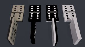 sets domino 3D