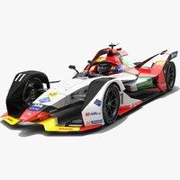 Audi Sport ABT Schaeffler Formula E Team Season 2018 2019