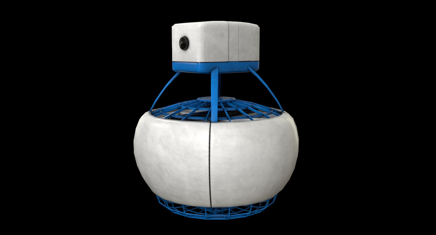 fleye drone 3D