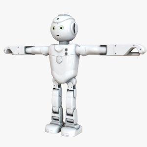 3D lynx robot