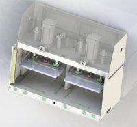 pressure test platform model