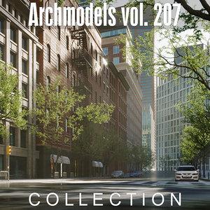 archmodels vol 207 3D model