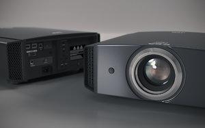 video projector model