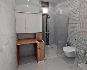 bathroom 3d x
