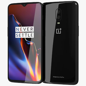 3D realistic oneplus 6t mirror