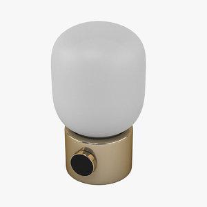 jwda lamp light 3D model