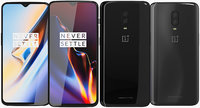 realistic oneplus 6t mirror 3D model