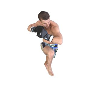 kick box 3D