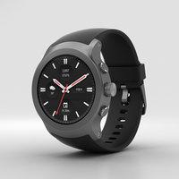 3D model lg sport watch
