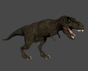 t-rex rex 3D