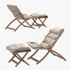 stool linda soft armchair model