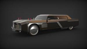 concept car president 3D