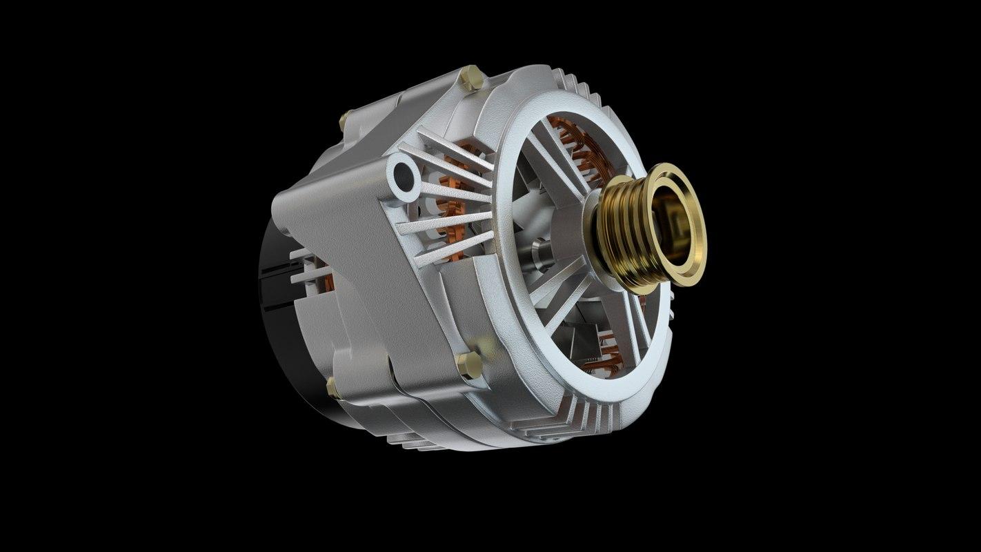3D generator model