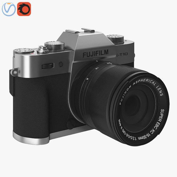3D fujifilm t-x10