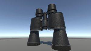 3D binoculars ready model