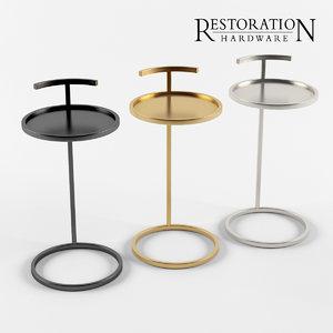 martini table 3D model
