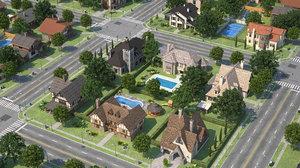 city town 2 3D