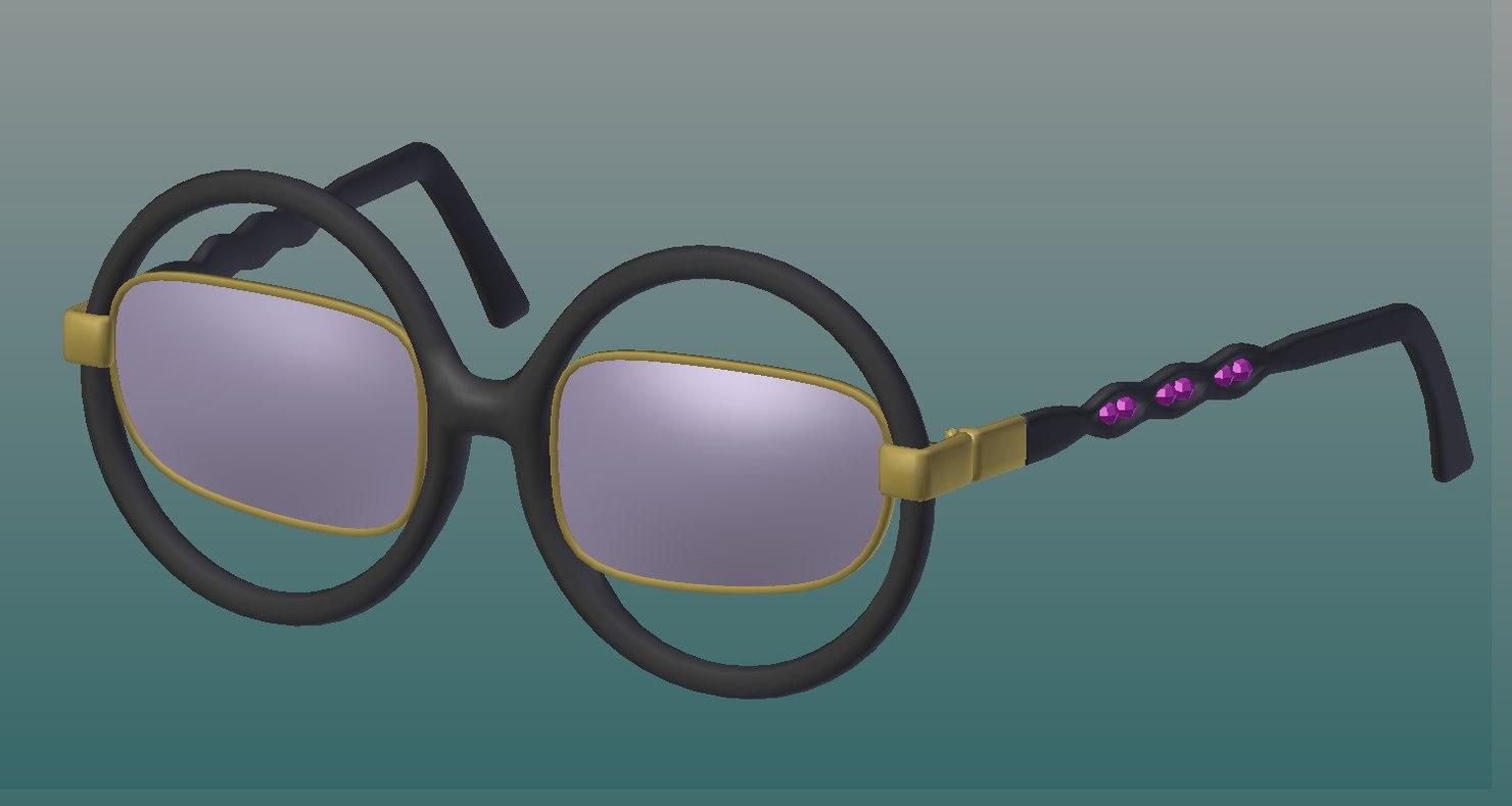 sunglasse 3D model