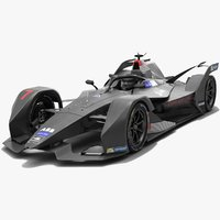 gen2 dragon racing formula model
