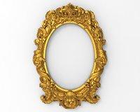Frame Carving Baroque