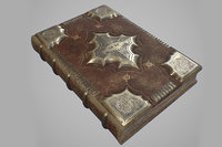 3D ancient book