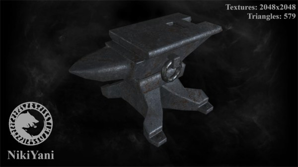 metalness blender substance 3D