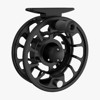 Fly Reel Black