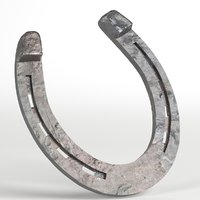 3D horseshoe production ready