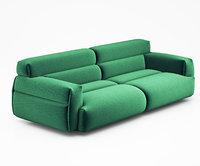 3D valley sofa jardan model