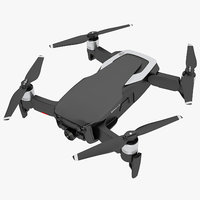 3D dji mavic air