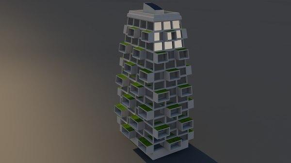 3D residential build
