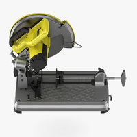 Chop Saw Machine Tool
