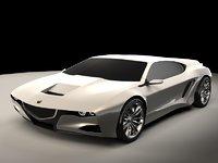 Generic sports car 01
